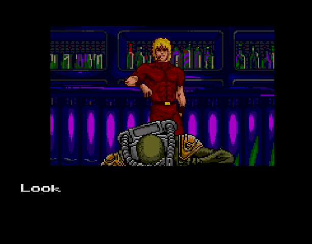 The Space Adventure Cobra The Legendary Bandit Sega CD Mega CD Xtreme Retro 7