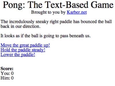 pong-as-text-based-game