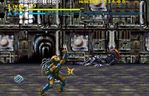 Alien Vs Predator Super Nintendo SNES Activision Xtreme Retro 2