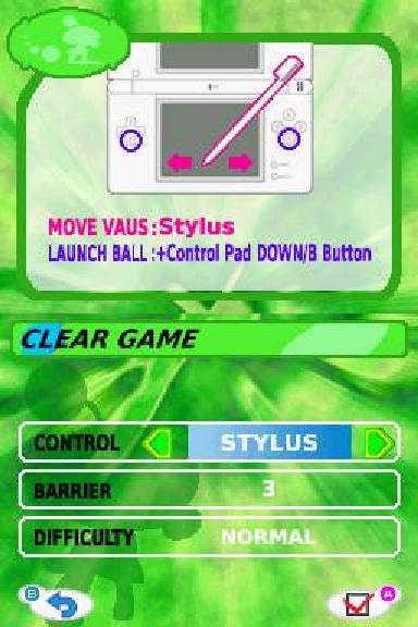 Arkanoid Nintendo DS Taito Square Enix Xtreme Retro 3