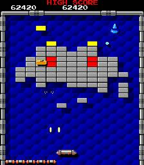 Arkanoid Taito Arcade Commodore 64 C64 Amiga Amstrad CPC MSX ZX Spectrum Apple II Atari NES Super Nintendo SNES DOS PC MAC Teléfonos Móviles Xtreme Retro 12