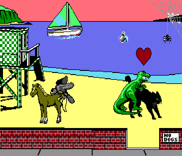 Art Alive Sega Genesis Mega Drive Shitty Game Xtreme Retro 1