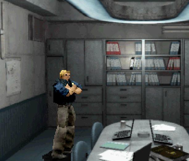 Deep Fear Sega Saturn Survival Horror Xtreme Retro 10