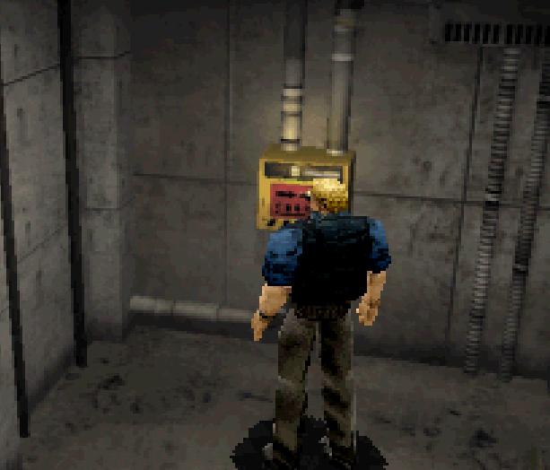 Deep Fear Sega Saturn Survival Horror Xtreme Retro 12