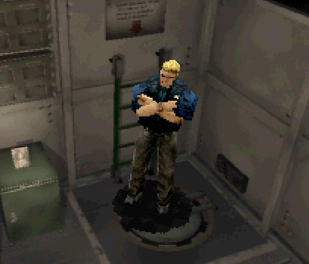 Deep Fear Sega Saturn Survival Horror Xtreme Retro 2