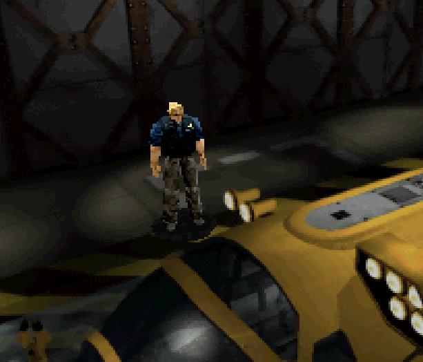 Deep Fear Sega Saturn Survival Horror Xtreme Retro 4
