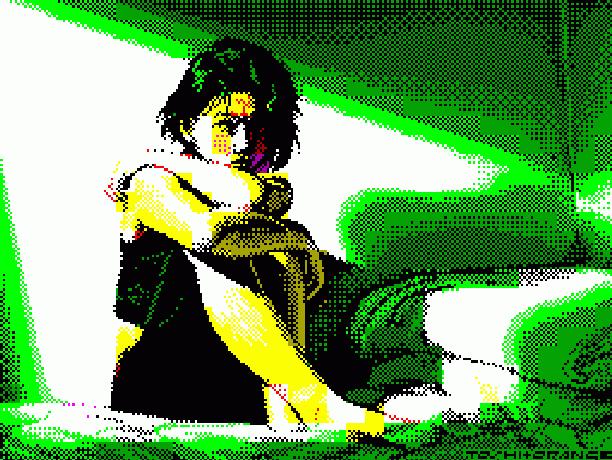 Defeated Pixel Art Xtreme Retro