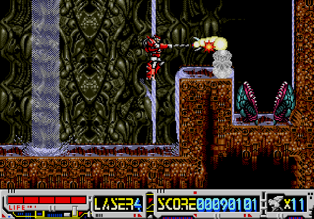 Devastator Wolf Team Sega Mega CD Xtreme Retro 3