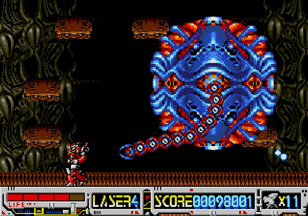 Devastator Wolf Team Sega Mega CD Xtreme Retro 4