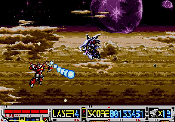 Devastator Wolf Team Sega Mega CD Xtreme Retro 5