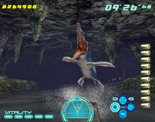 Dino Stalker Capcom Arcade PS2 PlayStation 2 Xtreme Retro 5