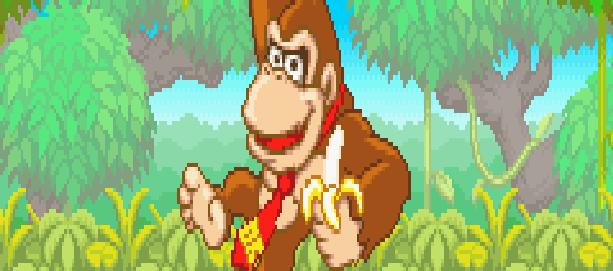 Donkey Kong Pixel Art Nintendo Xtreme Retro