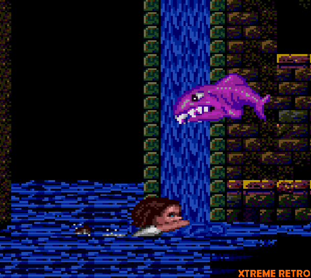 Ghost Manor Xtreme Retro