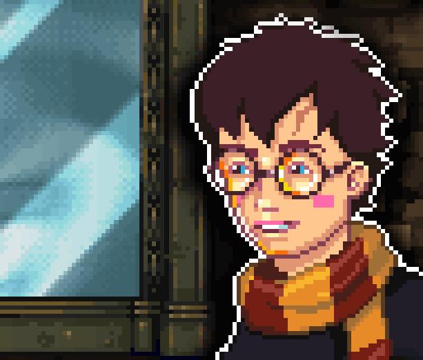 Harry Potter and the Chamber of Secrets y la Cámara Secreta EA Electronic Arts GBA Game Boy Advance GBC Game Boy Color Adventure RPG Xtreme Retro Pixel Art