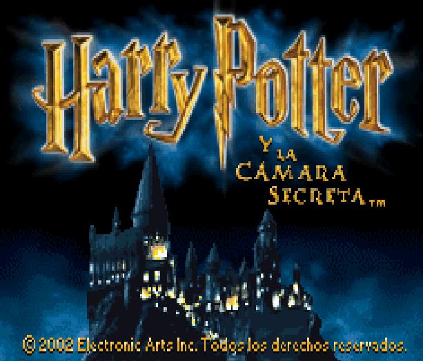 Harry Potter and the Chamber of Secrets y la Cámara Secreta EA Game Boy Advance GBA Xtreme Retro 1