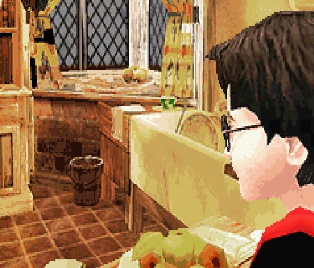 Harry Potter and the Chamber of Secrets y la Cámara Secreta EA Game Boy Advance GBA Xtreme Retro 4