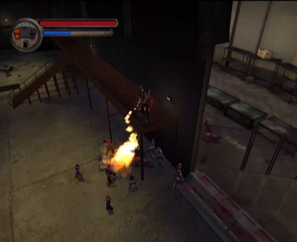 Hunter the Reckoning Xbox GameCube GC Interplay Virgin Xtreme Retro 10