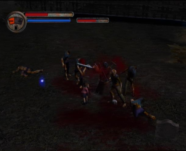 Hunter the Reckoning Xbox GameCube GC Interplay Virgin Xtreme Retro 11