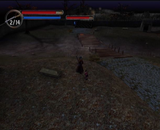 Hunter the Reckoning Xbox GameCube GC Interplay Virgin Xtreme Retro 12