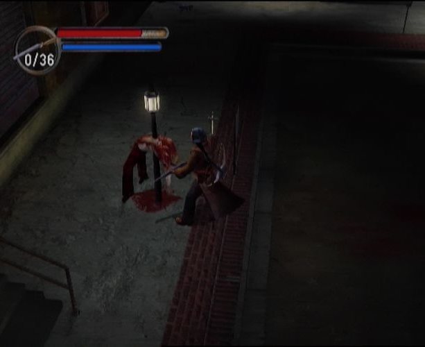 Hunter the Reckoning Xbox GameCube GC Interplay Virgin Xtreme Retro 14