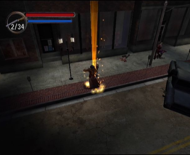 Hunter the Reckoning Xbox GameCube GC Interplay Virgin Xtreme Retro 4