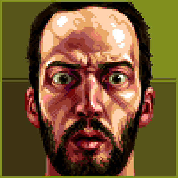 Hype Pixel Art Xtreme Retro