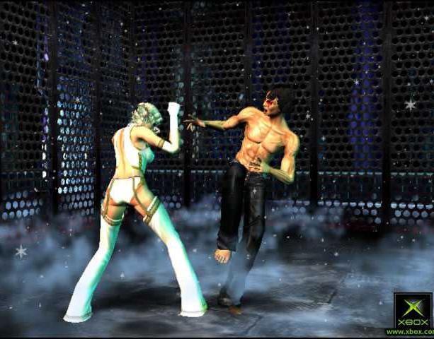 Kabuto Chojin Bac Alley Brutal Xbox Microsoft Xtreme Retro 5