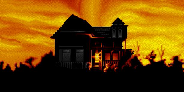Mansion of Hidden Souls Sega Mega CD Xtreme Retro Pixel Art