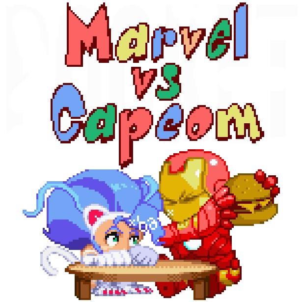 Marvel VS Capcom 2 New Age of Heroes Capcom Virgin Interactive Arcade Dreamcast PS2 Xbox Xtreme Retro 1