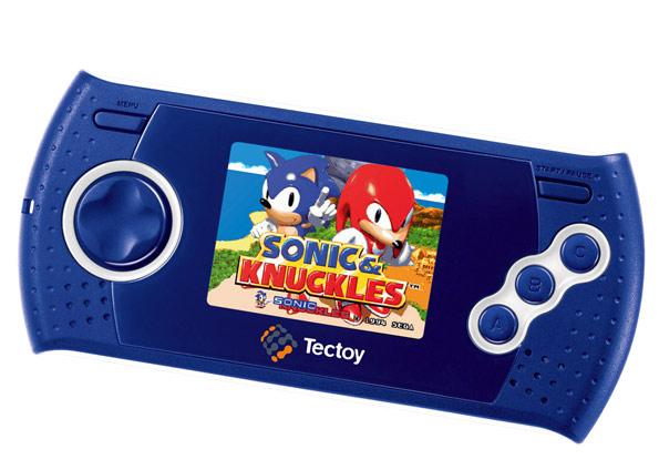 Mega Drive portátil TecToy Xtreme Retro