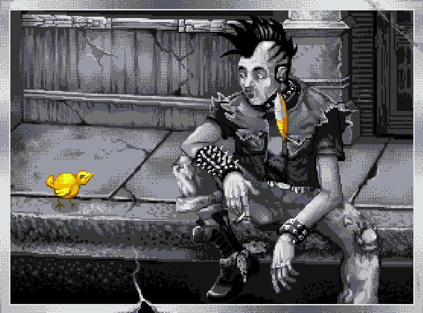 Night City Assault Indie Beat em up Xtreme Retro Pixel Art