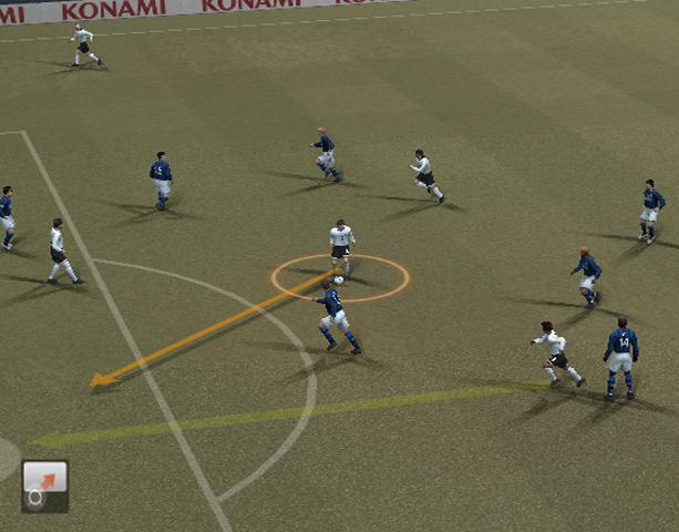 Pro Evolution Soccer PES 2008 Konami Nintendo Wii Xtreme Retro 3