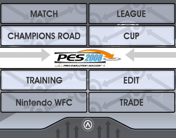 Pro Evolution Soccer PES 2008 Konami Nintendo Wii Xtreme Retro 7