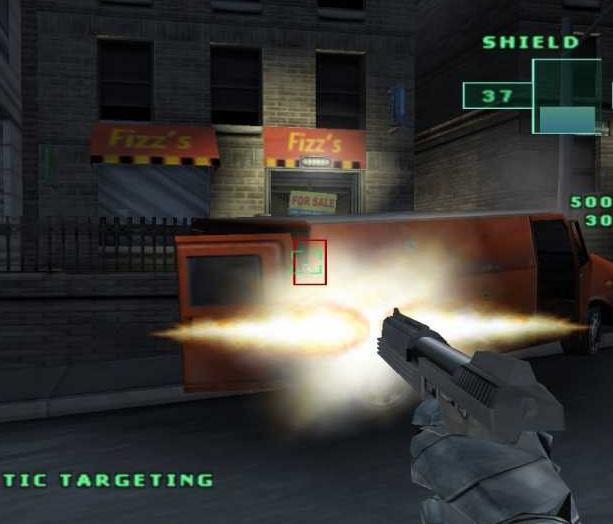 Robocop Titus PS2 PlayStation 2 Xtreme Retro 1