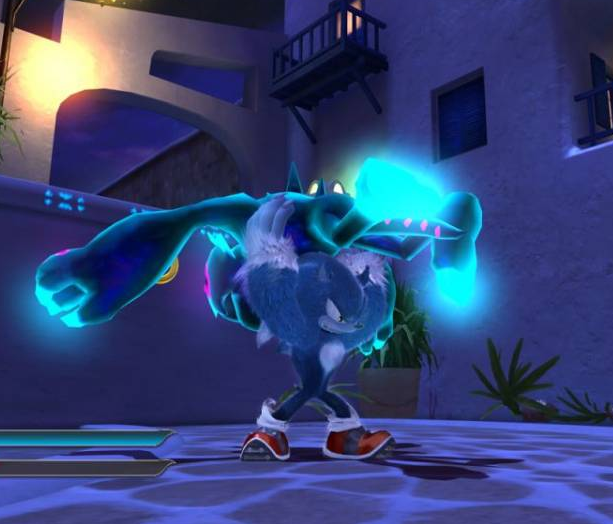 Sonic Unleashed World Adventure Sega Sonic Team Dimps PlayStation 2 PS2 Nintendo Wii Xbox 360 PlayStation 3 PS3 Teléfonos Móviles Xtreme Retro 8