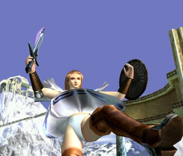 Soul Calibur Namco Sega Dreamcast Arcade Xtreme Retro 11