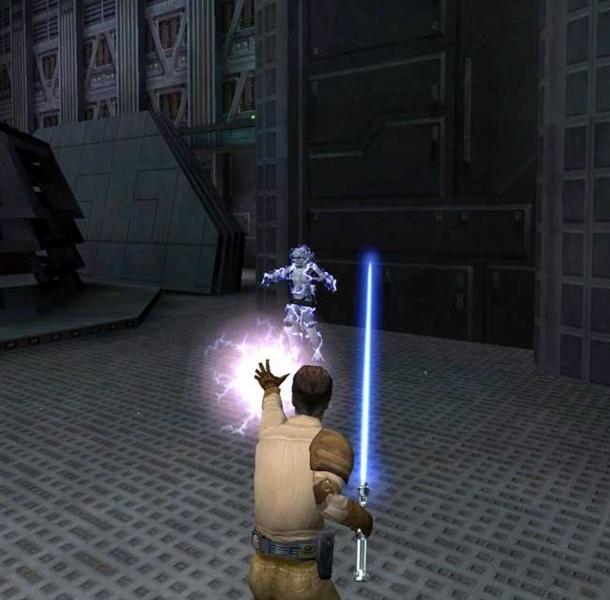 Star Wars Jedi Knight II Jedi Outcast LucasArts PC Xbox GameCube GCXtreme Retro 10