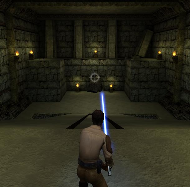 Star Wars Jedi Knight II Jedi Outcast LucasArts PC Xbox GameCube GCXtreme Retro 14