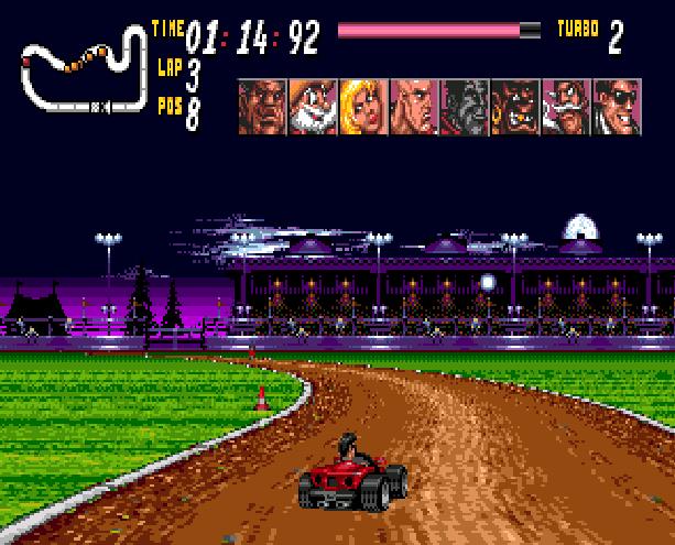Street Racer Ubisoft Sega Genesis Mega Drive Xtreme Retro 10