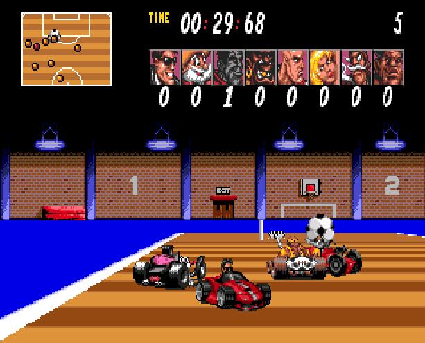 Street Racer Ubisoft Sega Genesis Mega Drive Xtreme Retro 3