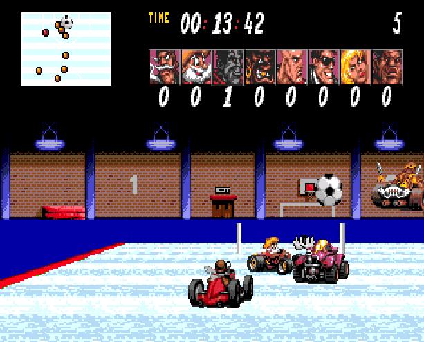 Street Racer Ubisoft Sega Genesis Mega Drive Xtreme Retro 4