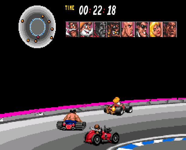 Street Racer Ubisoft Sega Genesis Mega Drive Xtreme Retro 5