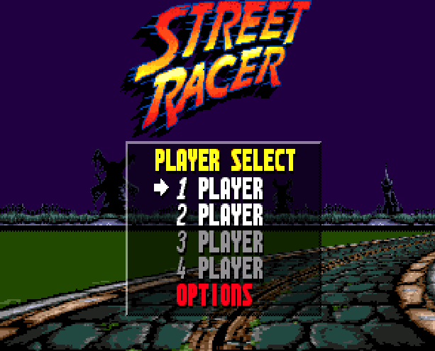 Street Racer Ubisoft Sega Genesis Mega Drive Xtreme Retro 6