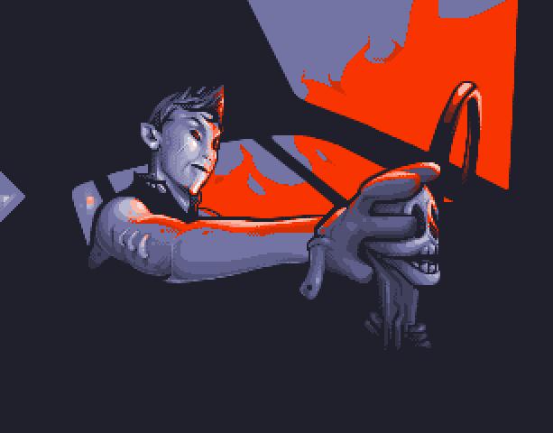 Street Racer Ubisoft Sega Genesis Mega Drive Xtreme Retro Pixel Art