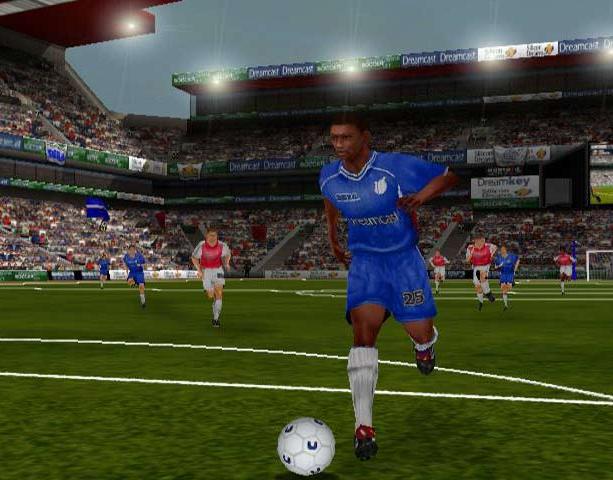 Uefa Dream Soccer Sega Dreamcast DC Xtreme Retro 1