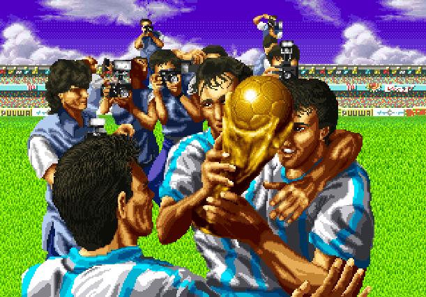 Uefa Dream Soccer Sega Dreamcast DC Xtreme Retro Pixel Art