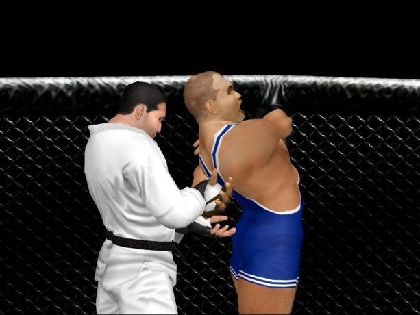 Ultimate Fighting Championship PlayStation PSX PSOne Dreamcast DC Acclaim Xtreme Retro 12