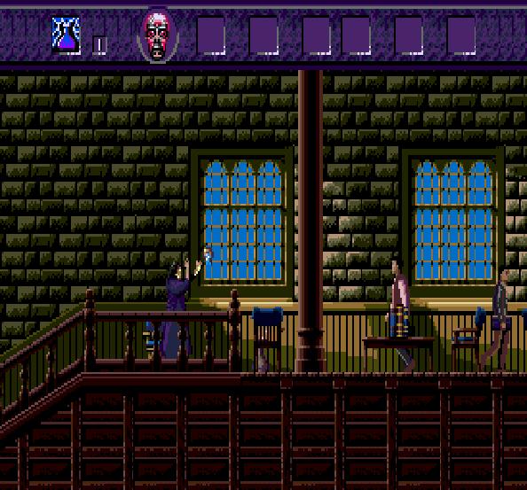 Warlock Sega Genesis Mega Drive SNES Xtreme Retro 3