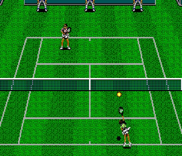 Wimbledon II Sega Master System Xtreme Retro 5
