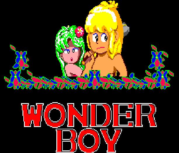 Wonder Boy Westone Sega Arcade Master System Game Gear Commodore 64 Amstrad CPC ZX Spectrum Xtreme Retro 1